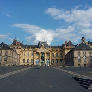 201710 Chateau Lunéville