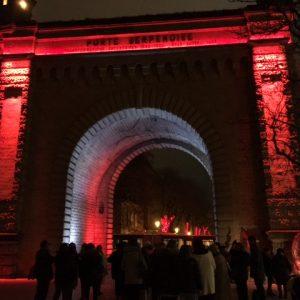 Metz : Porte Serpenoise